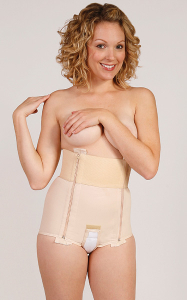 Sculptures Plastic Surgery Compression Garment Body Shaper - Stage 1 (Contemporary Design)