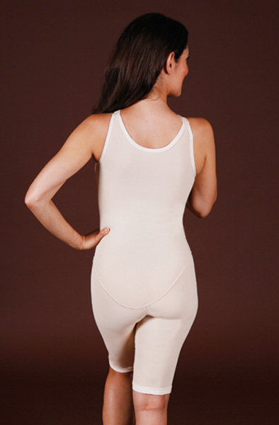 Sculptures Plastic Surgery Compression Garment Above Knee Body Shaper - Stage 2 -Contemporary Design