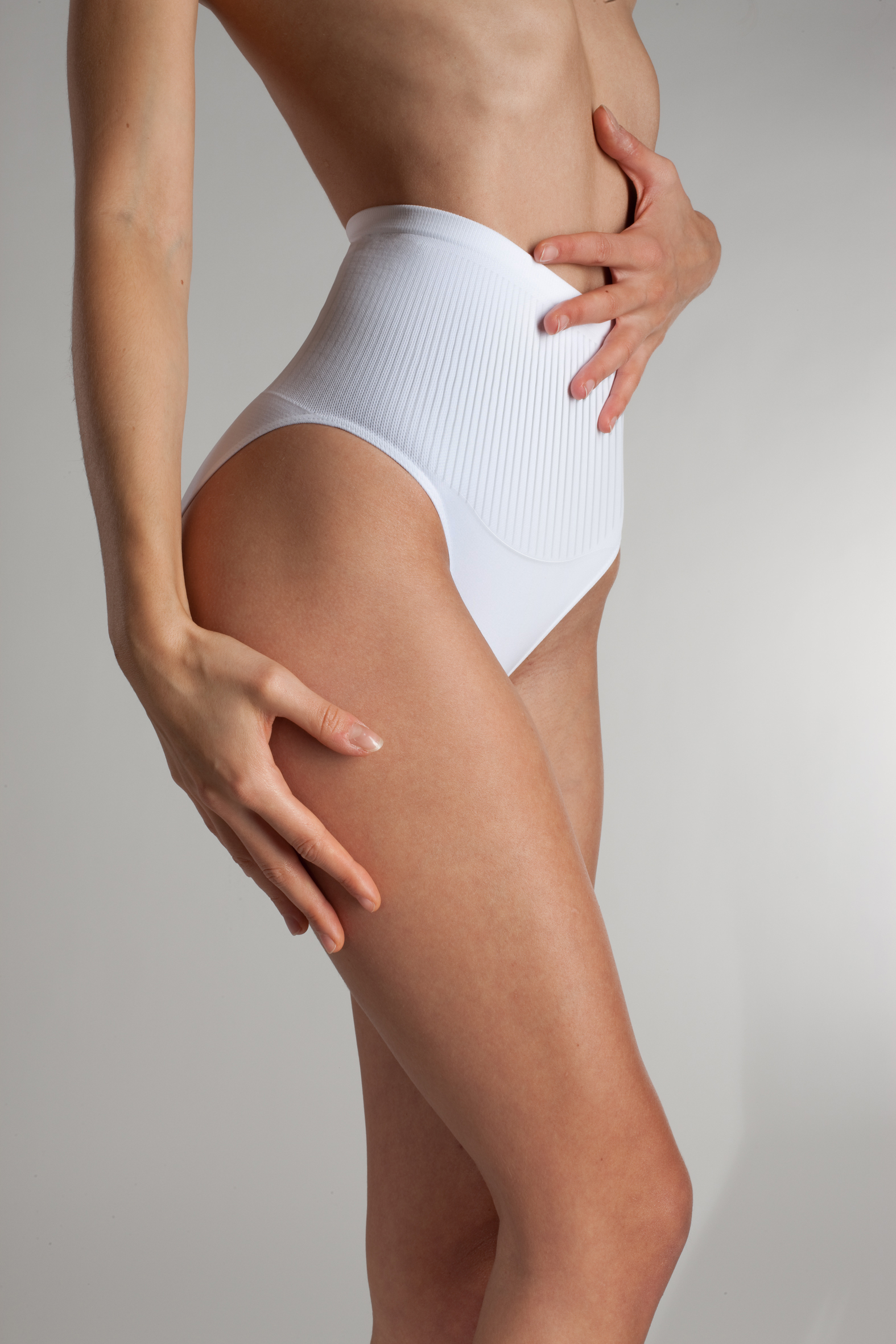 Lytess New Mom Anti-Cellulite Post-Partum Flat Tummy Panty (w/Almond Oil Infused Fabric)