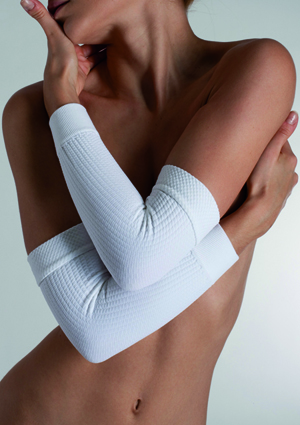 Lytess Anti-Cellulite Micromassage Arm Sleeves (w/Fat Acids & Vitamins)