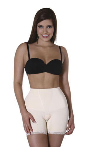 Vedette Ophelia Buttock Push-Up Panty - Mid Thigh-Extra Firm