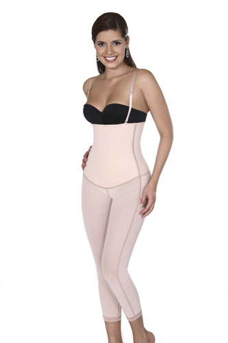 Vedette Camille Dual Control Full Body Shaper w/ Adjustable Straps