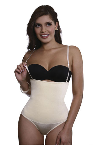 Vedette Nadine Firm Control Body Suit w/Panty