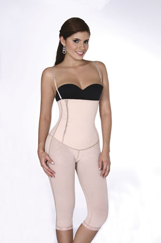 Vedette Paule Dual Control Full Body Shaper w/ Removable Straps