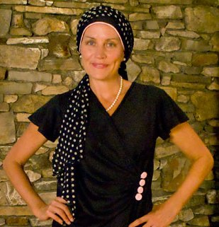Cool Post-Mastectomy/Chemotherapy Cap
