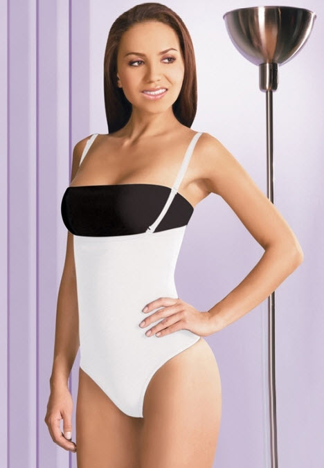 Co'Coon Strapless Body Reducer- Thong Style