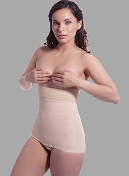 High Waist Abdominal Panty Length Compression Girdle- Stage 2
