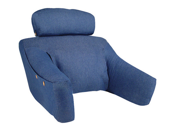 Bed Lounge Back Support Pillow