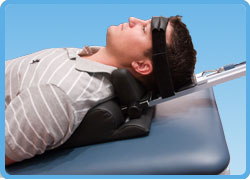 Core Products Chiropractor's Traction Pillow