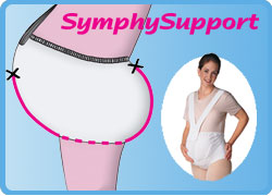 Core Products Symphy Support for BabyHugger Maternity Support Belt