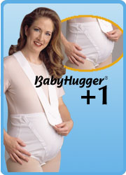 Core Products BabyHugger-Plus One Maternity Support Belt (w/Extra Underpant)