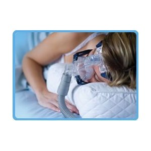 Core Products CPAP/Sleep Apnea Pillow w/ Pillowcase
