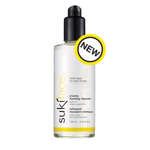 suki Creamy Foaming Cleanser 120 ml