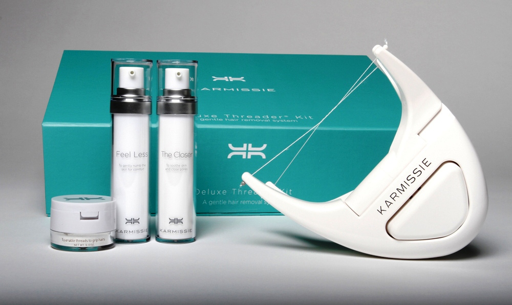 Threader LUX Revolutionary Hair Removal and Skin Polishing System Kit