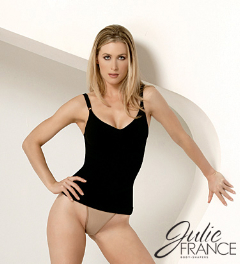 Julie France Cami Shaper