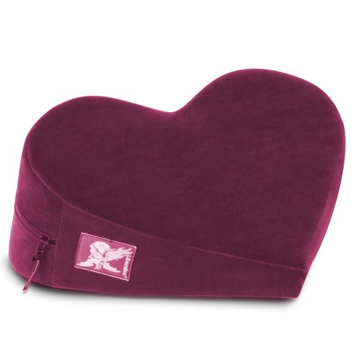 Liberator Decor Heart Wedge Sex Pillow