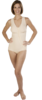 Marena Full Body Post-Surgical Compression Garment Brief- Stage One - REFURBISHED