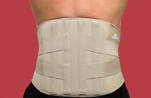 APD Rigid Lumbar Support 4XL 53 - 57