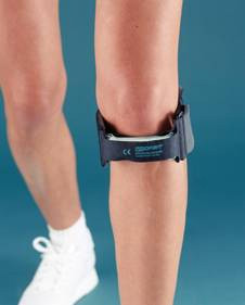 Aircast Infrapatellar Knee Band  Black