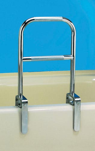 Bathtub Rail Dual Level