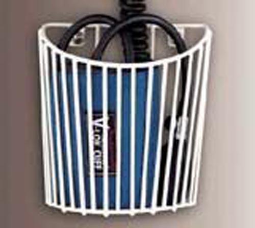 Baum Wall Basket Only Nylon Coated Steel