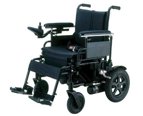 Cirrus Plus Power Wheelchair Folding Lightweight 16