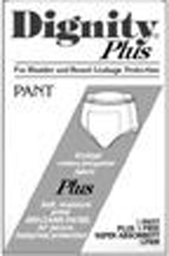 Dignity Plus Regular Pant X-Large