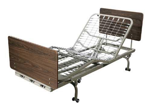 Full Electric Low Bed Spring Deck