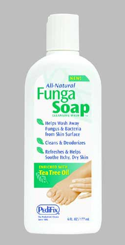 FungaSoap 6oz. Cleansing Wash