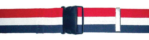 Gait Belt w/ Safety Release 2 x72  Patriot