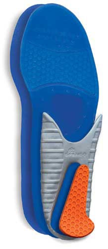 Gel Insoles Spenco M8-9 W9-10