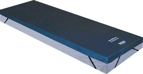 Gel Mattress Overlay 35  x 80  x3
