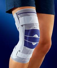 Genutrain S Kneebrace with Hinge