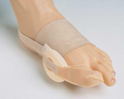 Hallux Valgus Daysplint Large Left  Adjustable