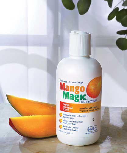 Mango Magic Foot Lotion 8oz