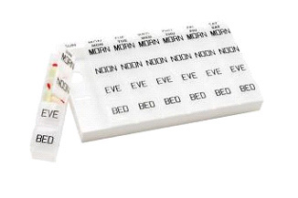 MediChest  Large w/28 Pill Compartments