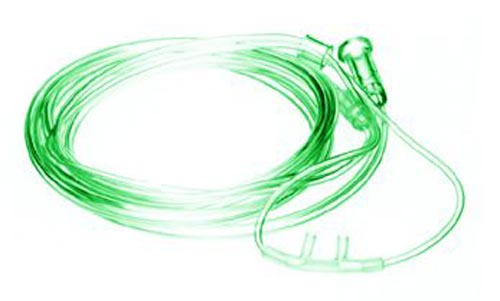 Nasal Soft-Tip  Cannula Infant w/7' Tubing  Each