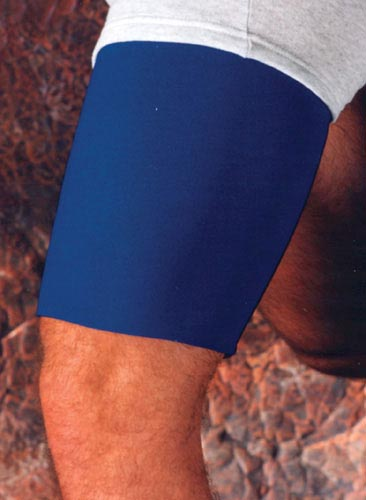 Neoprene Slip-On Thigh Support Med 20 -22  Sportaid
