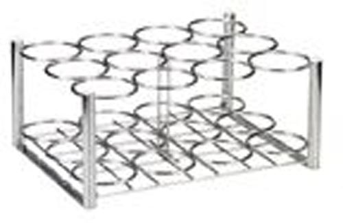Oxygen Cylinder Rack For Use with 12ea M6 Cylinders