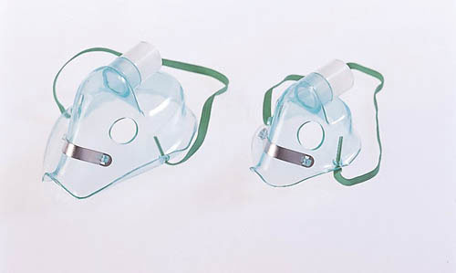 Pulmoaide Aerosol Nebulizer Mask - Adult Latex free