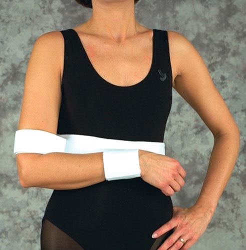 Shoulder Immobilizer Male X-Large  42 -48