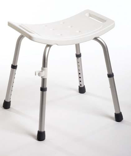 Shower Chair - Knocked Down - W/O Back - Guardian Case/4