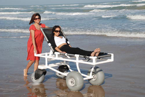 Stretcher  All-Terrain PVC