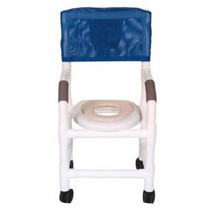 Superior Shower Chair PVC Ped/Sm Adult Reducer Seat