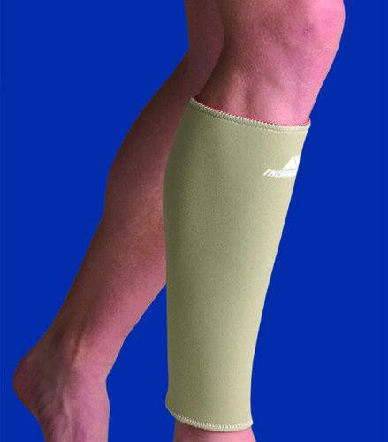 Thermoskin Calf / Shin Beige  Small