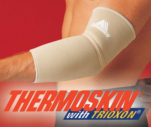 Thermoskin Elbow Support X-Small  7.5  - 8.75   Beige