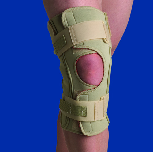 Thermoskin Hinged Knee Brace X-Large 15.75  - 17