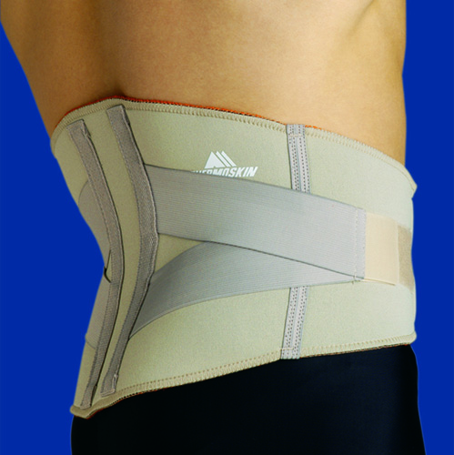 Thermoskin Lumbar Support Beige  Large