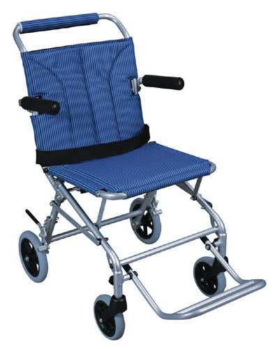 Transport Chair  Super-Light Folding with Carry Bag