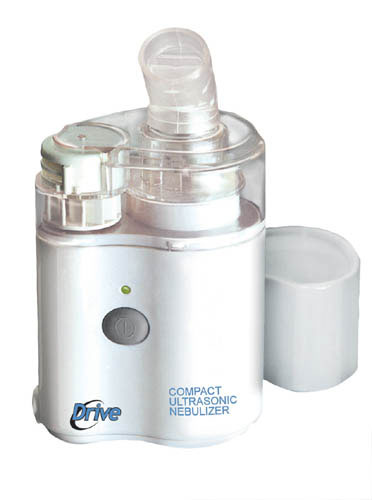 Ultrasonic Nebulizer With Rechargeable Battery